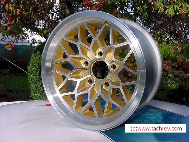 Car Paint Job Cost >> Trans Am Snowflake Wheel Refinishing by TACHREV.COM